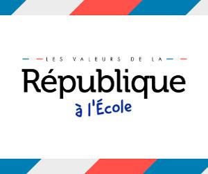 Les valeurs de la République à l'école