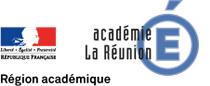 Logo de l'académie de La Réunion
