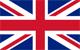 Drapeaux anglais miniature